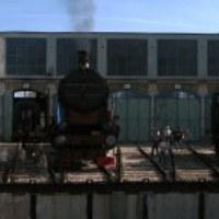 Akit a mozdony füstje...