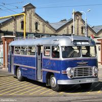Nyílt napok, nosztalgia villamosok és buszok a hétvégén