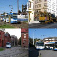 Ostrava villamosai