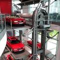Óriáspáternoszter sok szép piros autóval