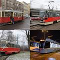 Felső-Szilézia (és egy kicsit Ostrava) villamosai