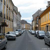 Point'n'click turistává változtam Budapesten - Várnegyed