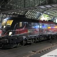 Páneurópai mozdony