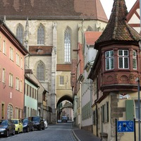 Séta a középkorban: Rothenburg ob der Tauber