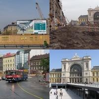 Egy síntelen-szagtalan városi térség átalakulása: a Baross tér II.