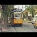 Budapesti villamosok 1989-ből