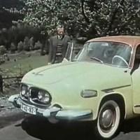 Vegyen Ön is Tatra 603-ast... mert jól meg lehet vele szegni a KRESZ-t?