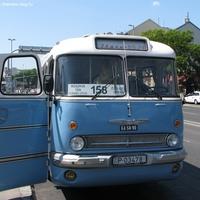 Ikarus 55-össel Zugligetbe(n)