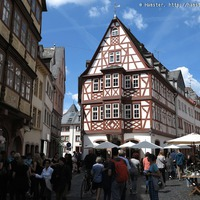 Favázasok Mainzban
