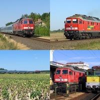 Ex-német szovjet mozdony Romániából: az osztrák-magyar vasút új nagydízele