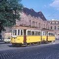 Amikor az utcák keskenyebbek, a villamosok pedig tényleg öregek voltak