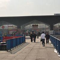 A katowicei pályaudvar átalakulása