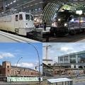 Elveszett pályaudvarok és elterelt vonatok Berlinben