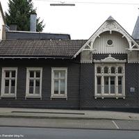 Wuppertal utcáin