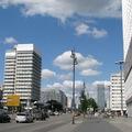 Szocmodern égbe vágyódás és tematikus épületek az Alexanderplatz környékén