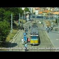 A Széll Kálmán tértől a Dráva utcán át Alsó-Ausztriáig