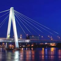 Kedvenc hídjaim: a kölni Severinsbrücke