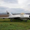Egy harapós kályhacső a kassai repülőgépmúzeumból