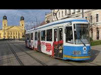 Szeles percek Debrecenben