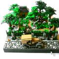 Lego a gyász feldolgozásáért