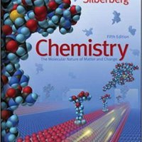 Hardcover:By Martin Silberberg: Chemistry: The Molecular Nature Of Matter And Change Fifth (5th) Edition Books Pdf File