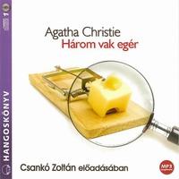 Agatha Christie: Három vak egér