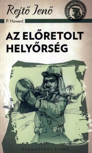 előretolt helyőrség könyv