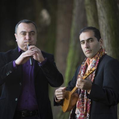 Vardan Hovanessian és Emre Gültekin