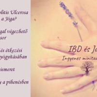 IBD és Jóga - Ingyenes minitanfolyam