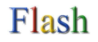 flash google