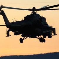 És leszáll a Bakonyi est - Mi-24P NIR és gépágyú éleslövészet a 0 ponti lőtéren