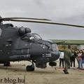 NATO 70 - Középiskolások látogatása az MH 86. Szolnok Helikopter Bázison