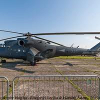Repülőnap Szlovákiában - Mi-24P statikus részvétel - SIAF 2019 - 2019.08.03. Sliač repülőtér