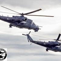 Szállító és harcihelikopteres részvétel a DARK BLADE 2019 többnemzetiségi helikopteres gyakorlaton - Csehország 2019.05.13-06.01.