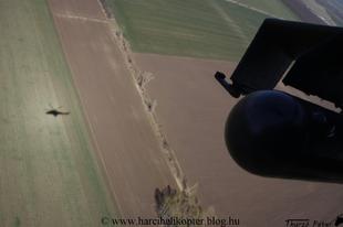 Utazás a Mi-24-es fedélzetén - Kiképzés aktivitása a gyakorlatban