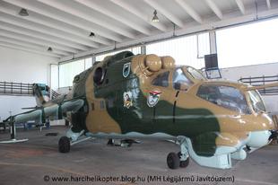 Előrelépések a veszprémi Mi-24D emlékmű kapcsán - Tervek és elképzelések (2019.08.30.)