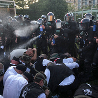 A gárda kihívja a rendőrséget