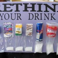Na ezért nem iszunk cukros löttyöket!