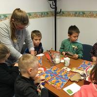 Galéria - Játszóház a Család és gyermekjóléti szolgálat szervezésében 2017