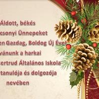Boldog Karácsonyt 2017