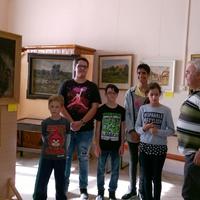 Galéria - Kövesdi-Nagy József kiállítás 2017.09.