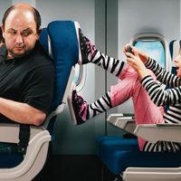 A 10 legrosszabb embertípus, akivel összefuthatsz a repülőn
