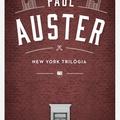 Paul Auster: New York trilógia - Könyvajánló