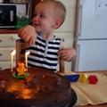 Holnapután kétéves lesz a nagyfiam