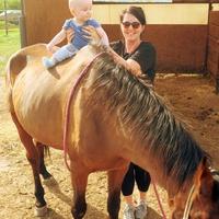 Otthoni nyaralás 2. nap - Szevasz, Szigetszentmiklós, sziasztok, lovak!