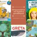 Ezekkel a gyerekkönyvekkel ismerkedünk a környezetvédelemmel