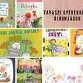 Tavaszi gyerekkönyv újdonságok