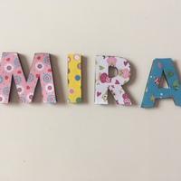 Így készíts gyerekszoba ajtajára névtáblát
