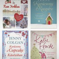 Könyvajánló karácsonyra nőknek