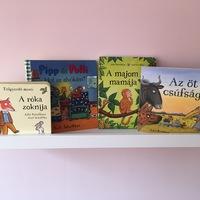 Kedvenc lapozó könyveink